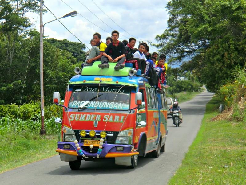 indonesie-reis-sumatra-onderweg