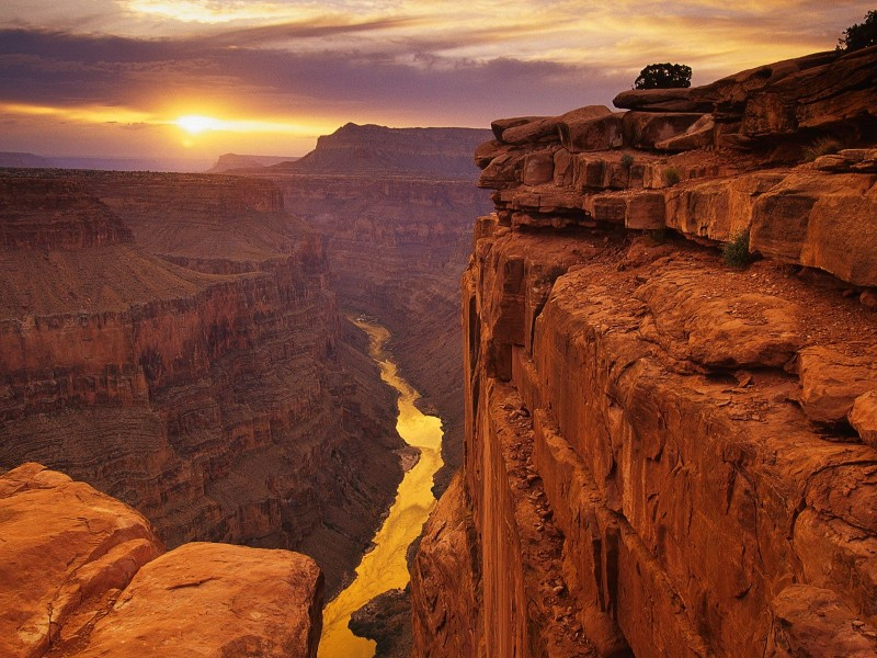 Grand Canyon bij Las Vegas