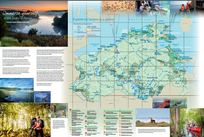 Natuur Mecklenburg-Vorpommern