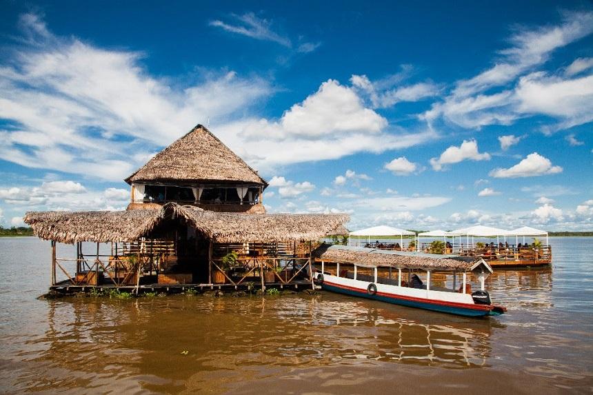 steden in Peru Iquitos
