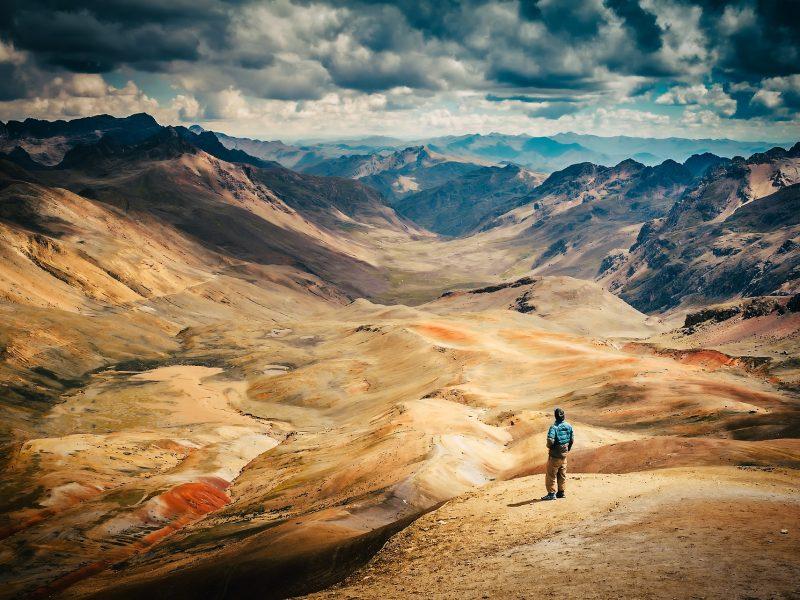 onontdekte steden in Peru