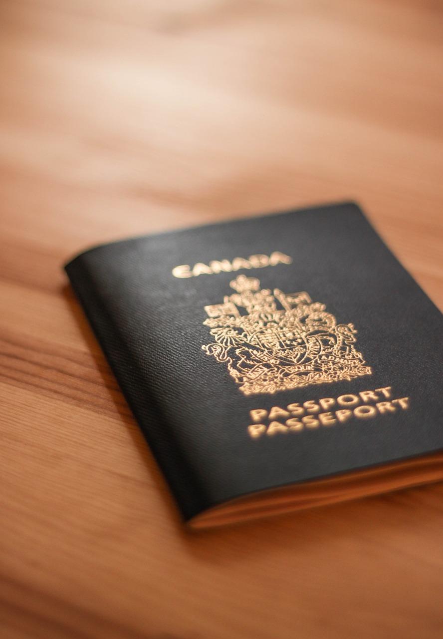 Canada paspoort