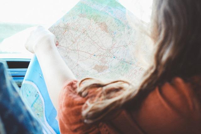 routekaart travelnature