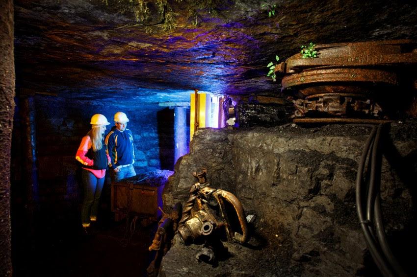 Arigna Mining Experience-centrum